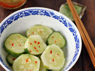Japanese Pickled Cucumbers